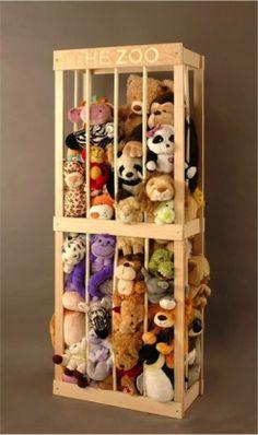 15 Ideias para organizar o espaço das crianças!