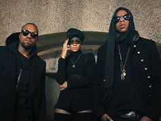 Kanye, Rihanna, Jay-Z - Run This Town