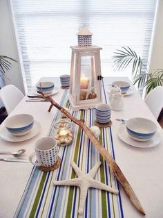 Nice Beachy Table