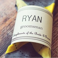You've proposed to your girl, now find fun and creative ways to propose to your groomsmen. The best way to ask your groomsmen to stand by your side. Gifts For Wedding Party, Fall Wedding, Our Wedding, Dream Wedding, Wedding Blog, Wedding Stuff, Wedding Planner, Wedding Venues, Wedding Destinations