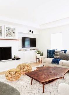 Home tour- A fresh, modern eclectic California home! | Mix and Chic | Bloglovin'