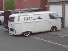 VW  Classic Crossover Bay Van (Porsche Flat 6 Engine) camper