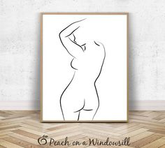 Fabulous Drawing On Creativity Ideas. Captivating Drawing On Creativity Ideas. Body Drawing, Woman Drawing, Figure Sketching, Figure Drawing, Figure Painting, Body Outline, Illustration Photo, Women Poster, Black And White Abstract