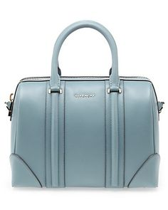 """Givenchy """"Lucrezia"""" Medium Leather Satchel In mint green please!!"""