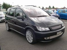 41 Best Zafira Images Chevrolet Rolling Carts Cars