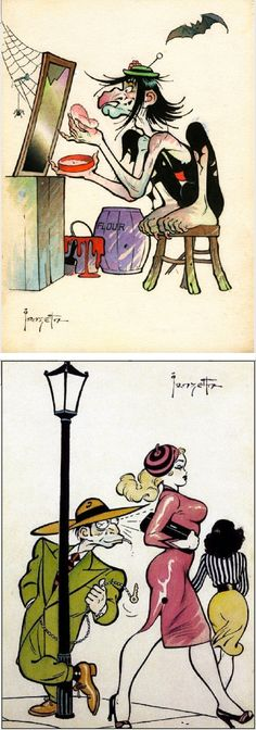 FRANK FRAZETTA - Abner Cards - prints by Google