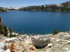 Rob Steady's 2015 Pacific Crest Trail Photos