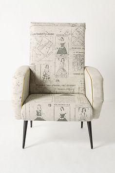 Dressmaker Chair - StyleSays