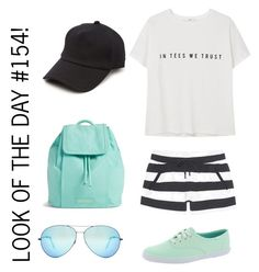 """""""Look of the Day #154!"""" by designer01kitty ❤ liked on Polyvore featuring MANGO, Juvia, Keds, rag & bone, Vera Bradley, Victoria Beckham, Tiffany, lookotheday and inteeswetrust"""