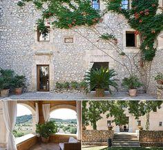 Wedding Venues in Mallorca. Son Brull
