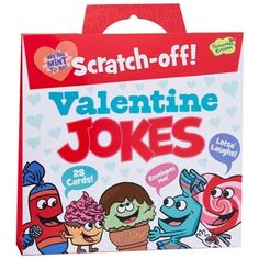 Discover the Peaceable Kingdom Scratch-Off Silly Jokes Super Valentine Card Pack. Explore items related to the Peaceable Kingdom Scratch-Off Silly Jokes Super Valentine Card Pack. Organize & share your favorite things (including wish lists) with friends. Valentines Day Jokes, Valentine Cartoon, Kinder Valentines, Valentines Design, Valentines Greetings, Valentine Day Cards, Valentines Diy, Silly Jokes, Jokes For Kids