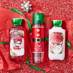 NEW! Red Velvet Cheer is here for a LIMITED TIME ONLY! | #PerfectChristmas