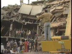 Producto: El terremoto de 1985 fue muy perjudicial para la ciudad de México