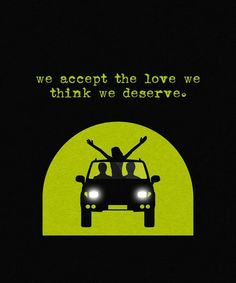 Minimalist picture about The Perks of being a Wallflower. Imagem minimalista de As Vantagens de ser Invisível. Wallflower Movie, Perks Of Being A Wallflower Quotes, Book Posters, Movie Posters, Movie Collage, Love Me Quotes, Sad Quotes, Go To The Cinema, Literature Quotes