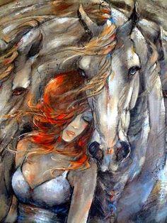 Artist: Jeanne Saint Chéron