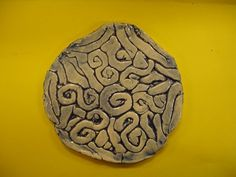 3rd clay idea.. trivet instead of bowl/ or differentiated by  choice...hmmm