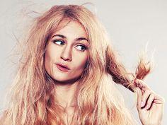 Glänzendes Haar wünscht sich jede Frau - egal in welcher Länge. Mit diesen Tricks wird das Haare wieder gesund und schön.