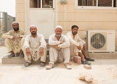 Qataris.    (By Kris Krüg. http://www.flickr.com/photos/kk)