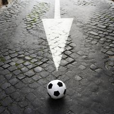 This Way to Soccer - from art.com