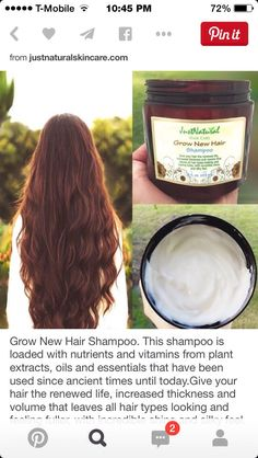 ️Amazing Hair Growth Shampoo#Hair#Trusper#Tip