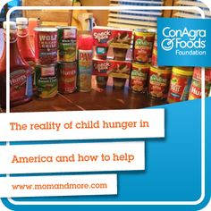Fighting Child Hunger 1 Meal at a Time #FightHungerTogether