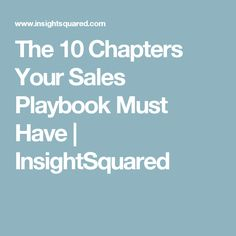 17 best sales playbook images on pinterest blog drive in and ali c6975672989ae070df0abdae25abab2d sales playbook project managementg fandeluxe Gallery
