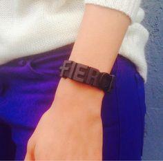 Fierce bracelet. code name: drédin: Gloomy Day