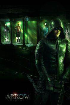 Embedded Arrow Cw, Team Arrow, Arrow Serie, Arrow Comic, Tommy Merlyn, Vigilante, Stephen Amell Arrow, Green Hornet, Green Photo