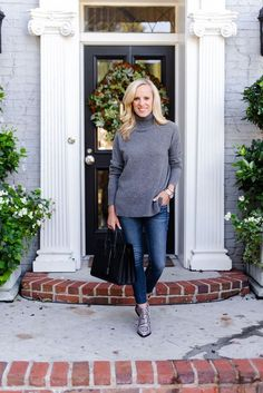Style Staple: Cashmere Sweaters – Alicia Wood Lifestyle