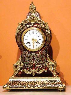 Reloj de mesa.