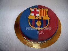 Tarta F.C. Barcelona - Fantastic Cake