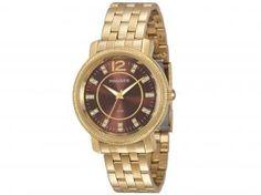 Relógio Feminino Mondaine 83206LPMGDE1 - Analógico Resistente a Água