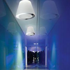 Vulcanino ceiling light S by Manamana Italian Lighting, Modern Lighting, Modern Light Fixtures, Modern Ceiling, Home Decor Styles, Household Items, Ceiling Lights, Luxury, Interior