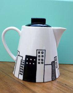 Skyline teapot :)