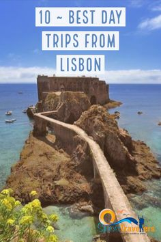 Best Day Trips From Lisbon - 10 Incredible Places You Need To Explore. Including things to do in Lisbon. The best way to see Lisbon Portugal Visit Portugal, Portugal Travel, Lisbon Portugal, Day Trips From Lisbon, Free Travel, Travel Tips, Travel Destinations, The Beautiful Country, Plan Your Trip