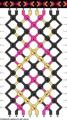 8 Strings, 3 Colors