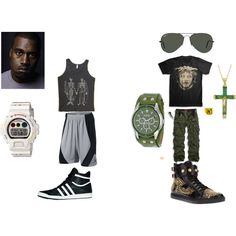 """""""Kayne West Tribute"""" by crazybossette on Polyvore"""