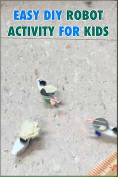 Want a simple and easy STEM activity for the kids? Check out this awesome robotics science project. Boys and girls will use simple motors and toothbrushes to make a diy robot that actually moves. You can watch the bristlebot robots move in the video. #CubScoutIdeas #STEM #Robotics #kidsactivities
