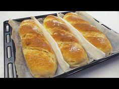 KİMSE Sizin Yaptığınıza İNANAMAYACAK❗😋TAŞ fırın EKMEĞİ Tadında EVDE En Kolay EKMEK Tarifi👍 - YouTube Bread Recipes, Cooking Recipes, Air Fryer Recipes Easy, Bread Bun, Our Daily Bread, Sugar Free Recipes, Artisan Bread, Fabulous Foods, Creative Cakes