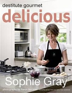 Delicious by Sophie Gray (searchable index of recipes)
