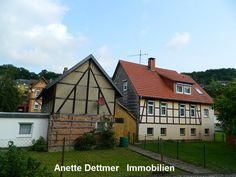 ZU KAUFEN: Einfamilienhaus mit Nebengebäude und Garage in Delligsen - Grünenplan
