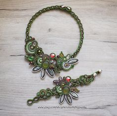 Hey, I found this really awesome Etsy listing at https://www.etsy.com/listing/561982759/autumn-soutache-set-with-swarovski