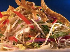 Asian Slaw Recipe : Guy Fieri : Food Network - FoodNetwork.com