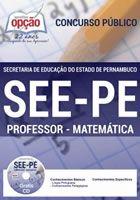 Saiba Mais -  Apostila SEE PE - Professor Vários Cargos  #apostilas