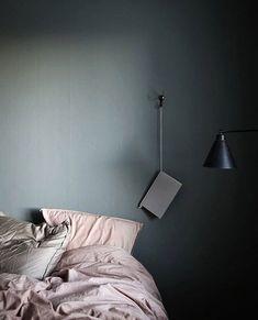 M i d n a t t (@midnatt.official) • Foton och videoklipp på Instagram Scandinavian Style Bedroom, Contemporary, Modern, Wall Lights, Pastels, Bedrooms, Instagram, Home Decor, Trendy Tree