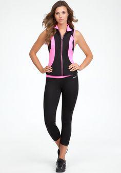 Girls Wearing Athletic Wear