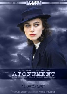 Atonement (2007) movie #poster, #tshirt, #mousepad, #movieposters2