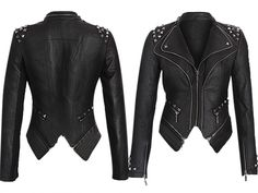 Are You Ready to Seem Dazzling and Hot? Diva Paige WWE Black Leather Studded Jacket for Bikers is Accessible for the Fashion Followers, Created By World Leather Outfitters. You Can Get This Magnificent Clothing in Sale Price Offer. Buy one now!!    #cybermonday #outfitmen #outfitday #womanfashion #girlsfashion #fashion #beautiful #sexy #modamasculina #bloggerlife #bloggermoda #bloggerstyle #casual #parties #shopping #awesome #stylish #famous #winterfashion #lovers #hot #like #moment…