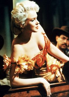 Marilyn Monroe , River of No Return (1954)