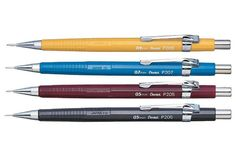 Pentel Series Auto Mechanical Pencil Set of Sharp Pencils, Pens And Pencils, Best Mechanical Pencil, Mechanical Pencils, Stylish Camera Bags, Drafting Tools, Artist Supplies, Pen And Paper, Amelia Zadro